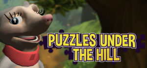 Puzzles Under The Hill - logo