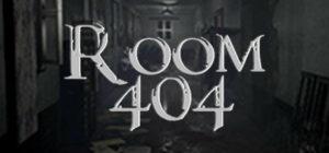 Room 404 - logo