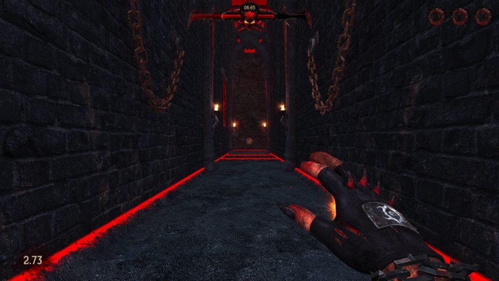 SEUM Speedrunners from Hell - niveau encore