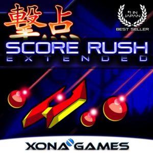 Score Rush Extended - cover