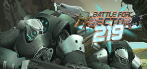 The Battle for Sector 219 - logo