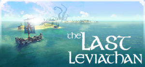 The Last Leviathan - logo