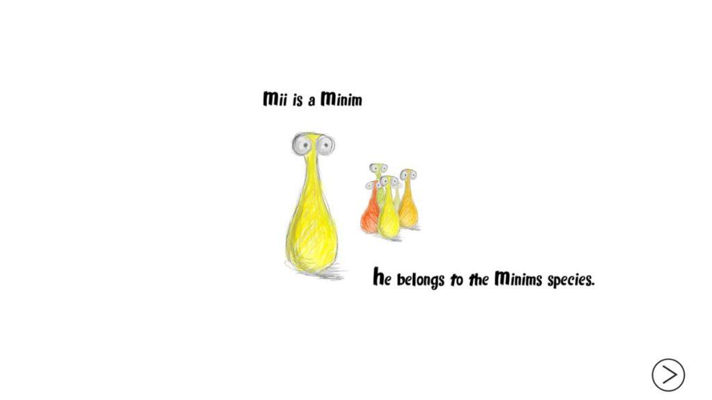 The Minims - espèce