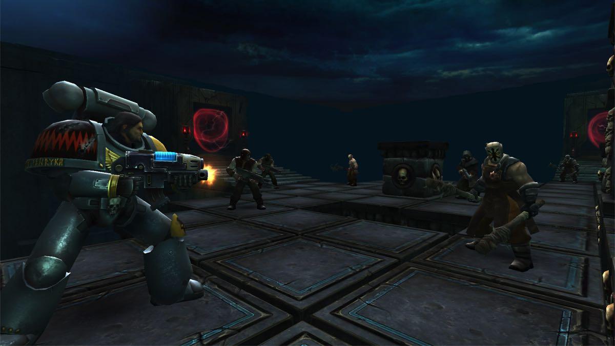 Warhammer 40.000: Space Wolf – Survival Mode