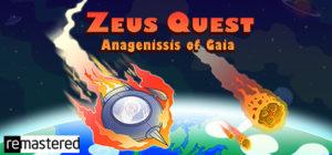 Zeus Quest Remastered - logo