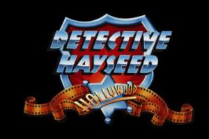 Detective Hayseed - Hollywood - logo