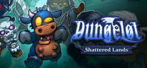 Dungelot - Shattered Lands - logo