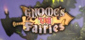 Gnomes Vs. Fairies - logo
