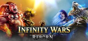 Infinity Wars - logo