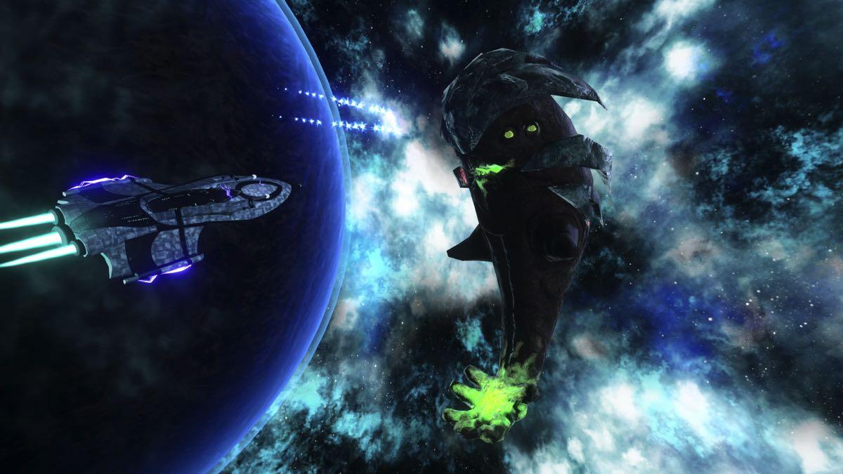 Infinium Strike – Broken Overlord