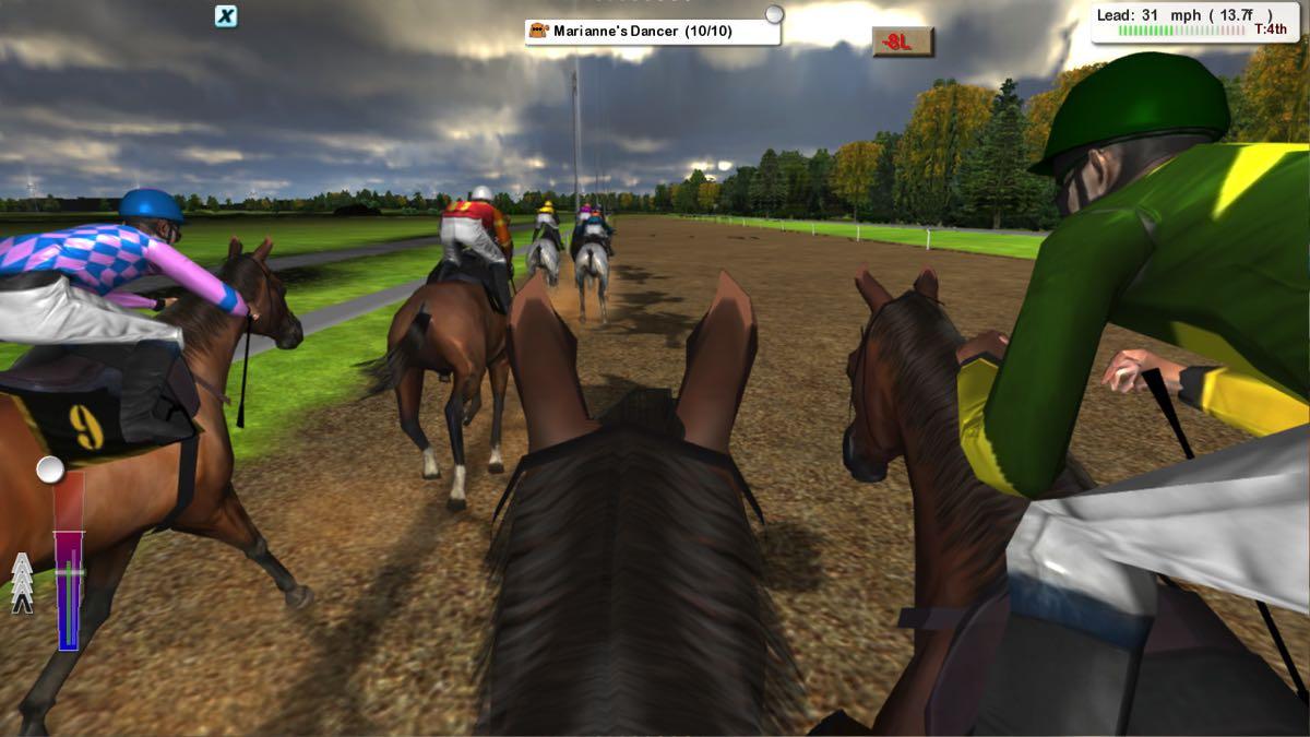 Jockey Rush