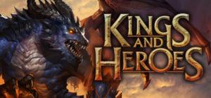 Kings and Heroes - logo