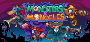Monsters and Monocles - logo