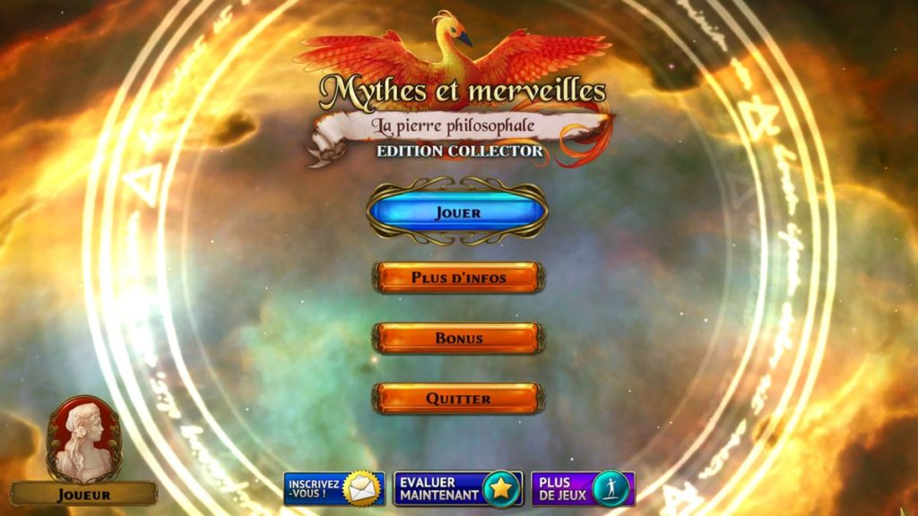 Mythic Wonders - The Philosopher's Stone
