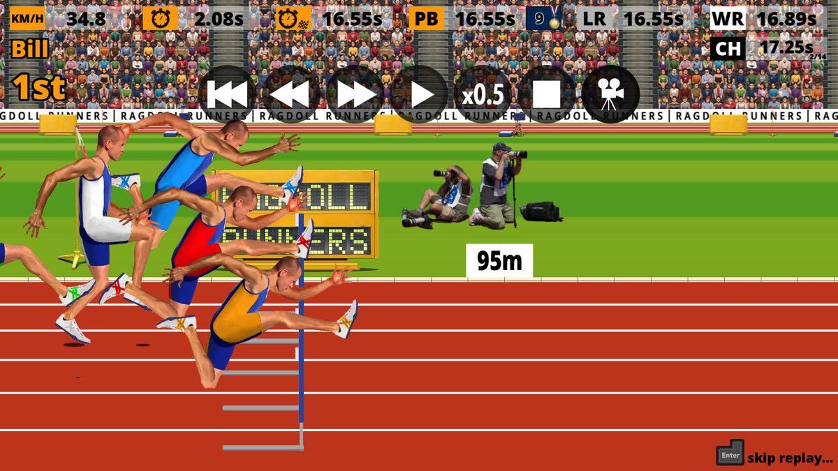 Ragdoll Runners