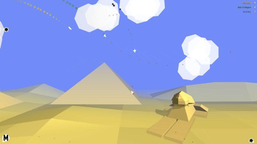 Rebel Wings - Egypte