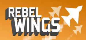 Rebel Wings - logo