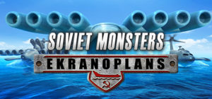 Soviet Monsters - Ekranoplans - logo