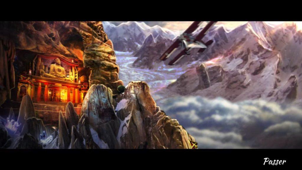 Tibetan Quest - sauver Larissa