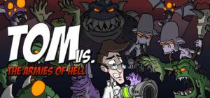Tom vs. The Armies of Hell - logo