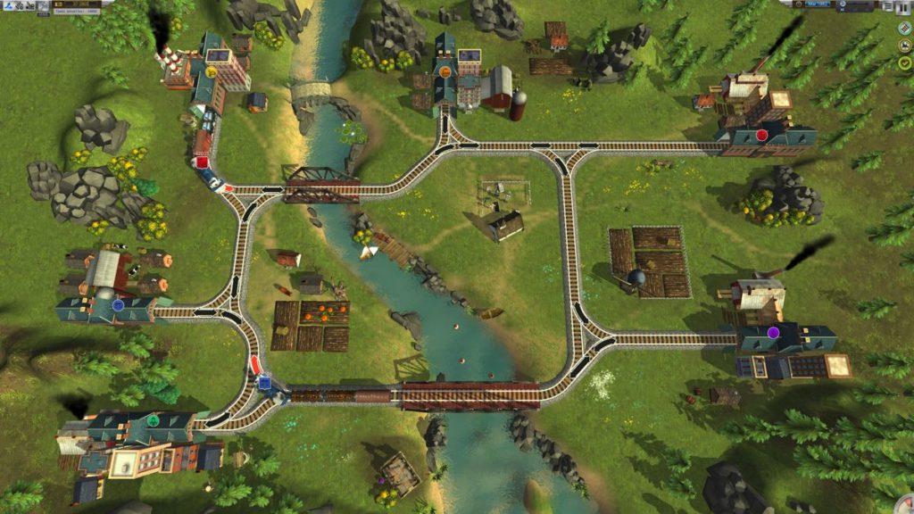 Train Valley - niveau
