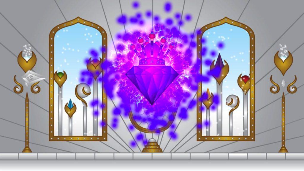 Crystal Cosmos - début
