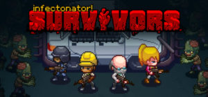 Infectonator - Survivors (2016) - logo
