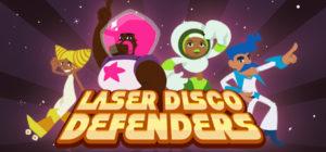 Laser Disco Defenders - logo