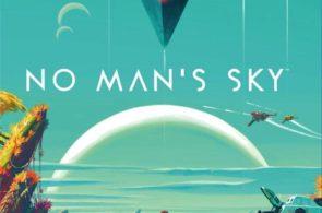 No Man's Sky - cover