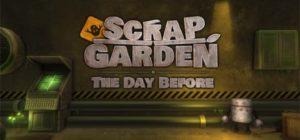 Scrap Garden - The Day Before - logo