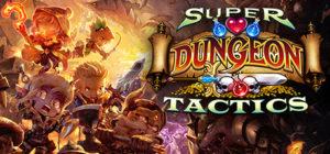 Super Dungeon Tactics - logo