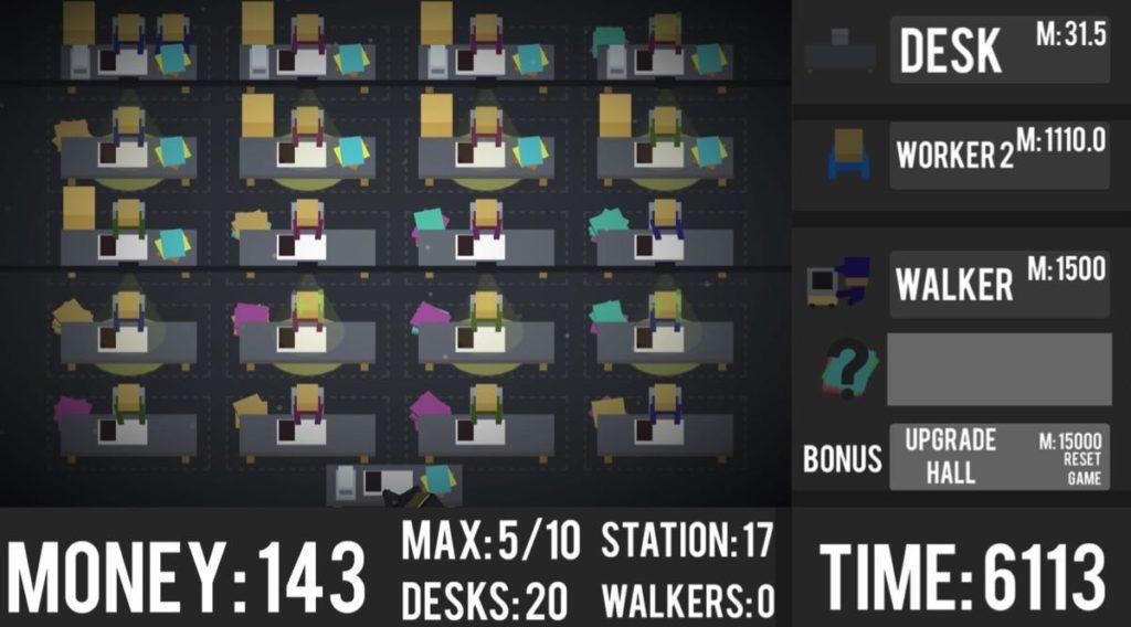 SweatShop - milieu