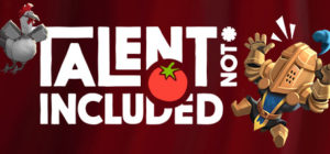 Talent Not Included - logo