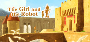 The Girl and the Robot - logo