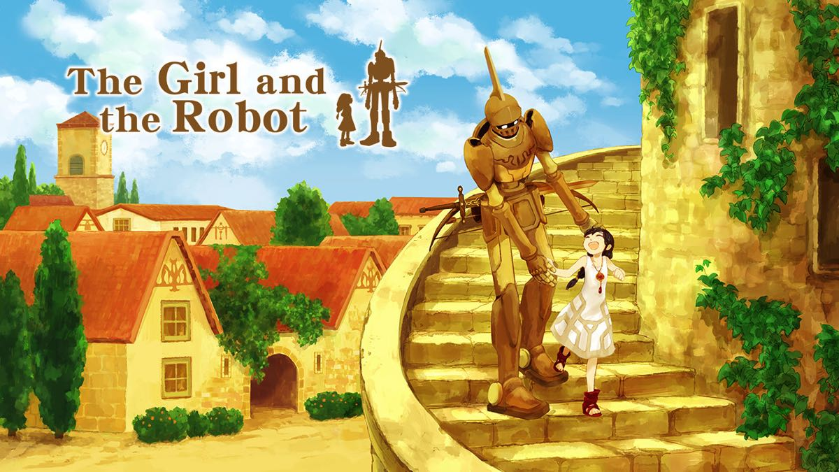 The Girl and the Robot
