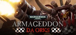 Warhammer 40.000 - Armageddon - Da Orks - logo