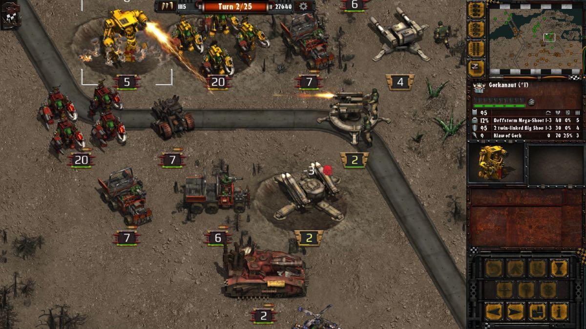 Warhammer 40.000: Armageddon – Da Orks