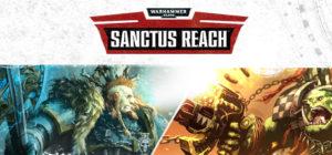 Warhammer 40.000 - Sanctus Reach - logo