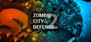 Zombie City Defense 2 - logo