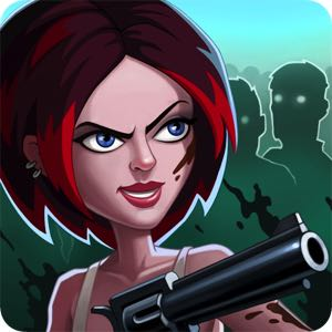 Zombie Town Story - icon