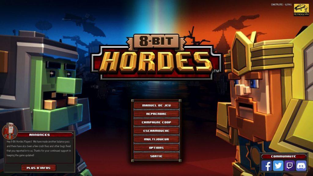 8-Bit Hordes 12