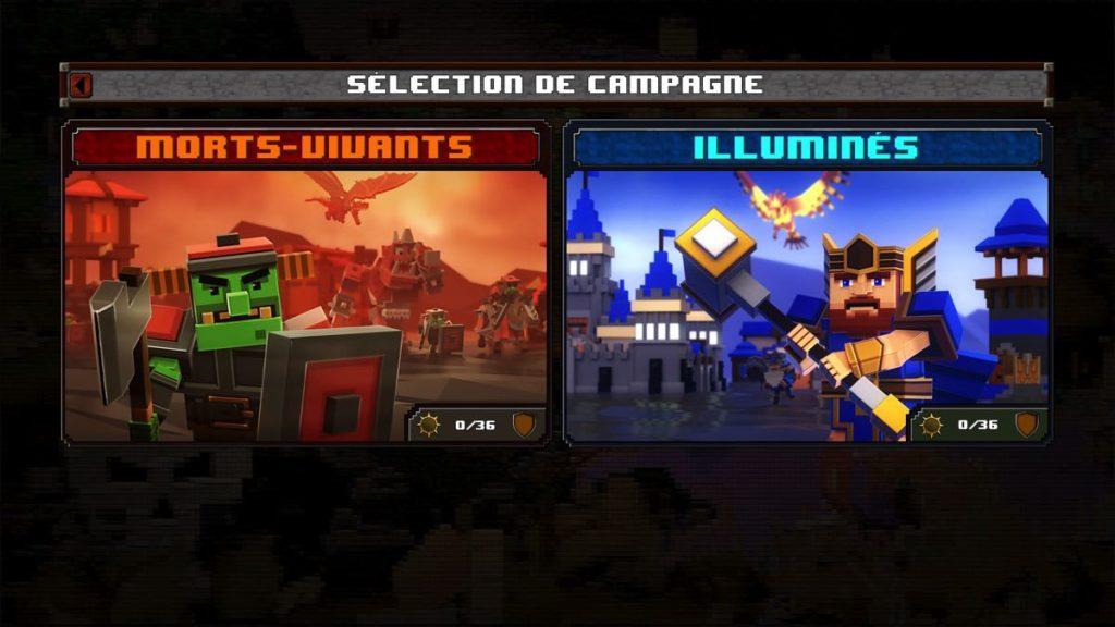 8-Bit Hordes - duel