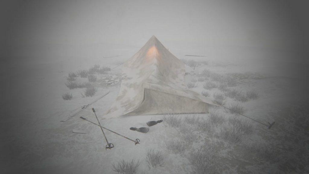 Kholat - tente