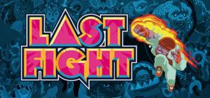 Lastfight - logo