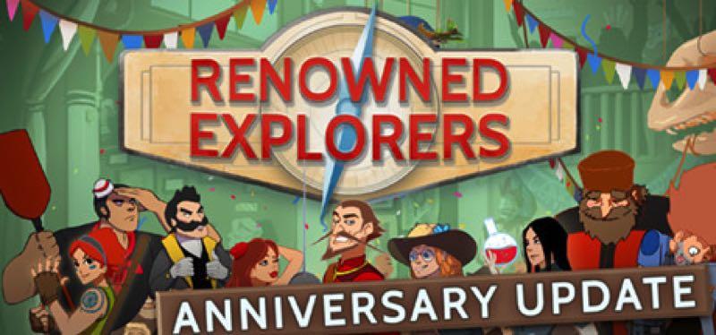 [TEST] Renowned Explorers: International Society – la version pour Steam