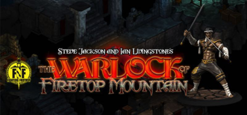 [TEST] The Warlock of Firetop Mountain – la version pour Steam