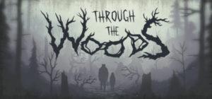 Through the Woods - logo