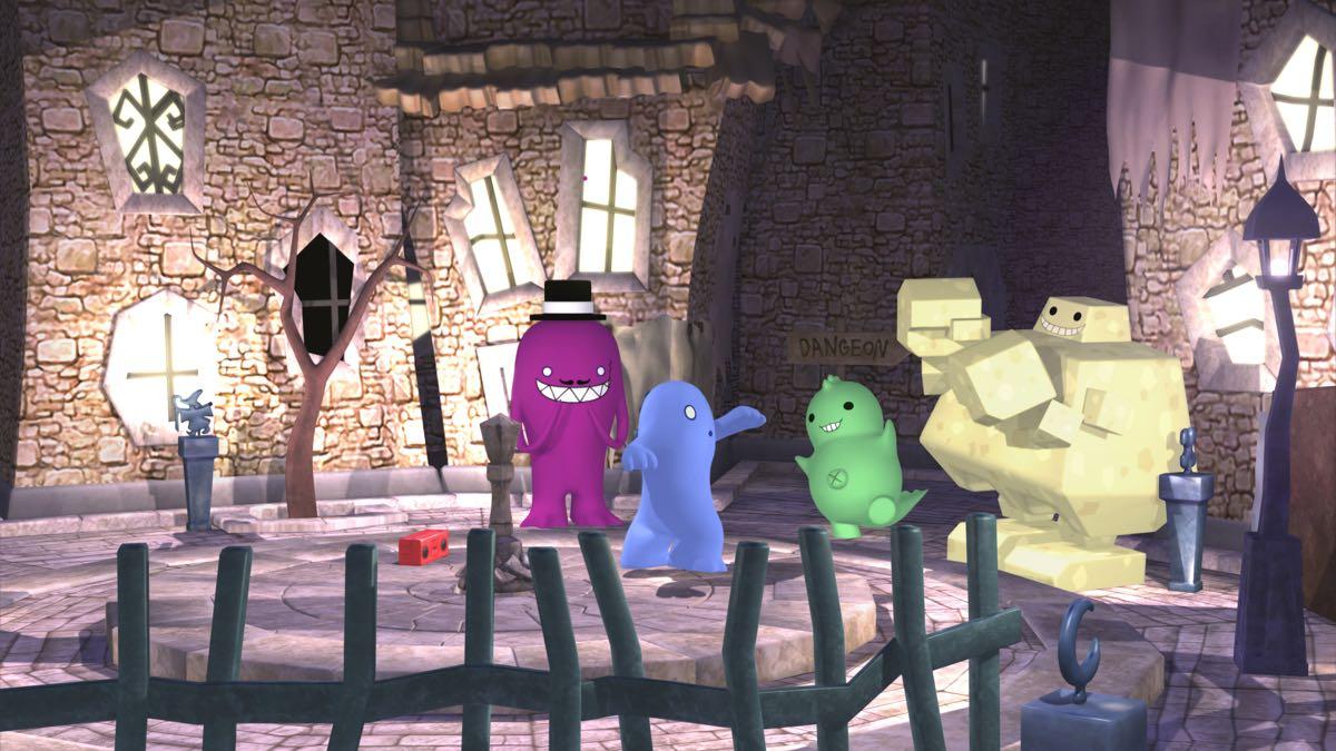 Gurumin 3D: Une aventure monstrueuse