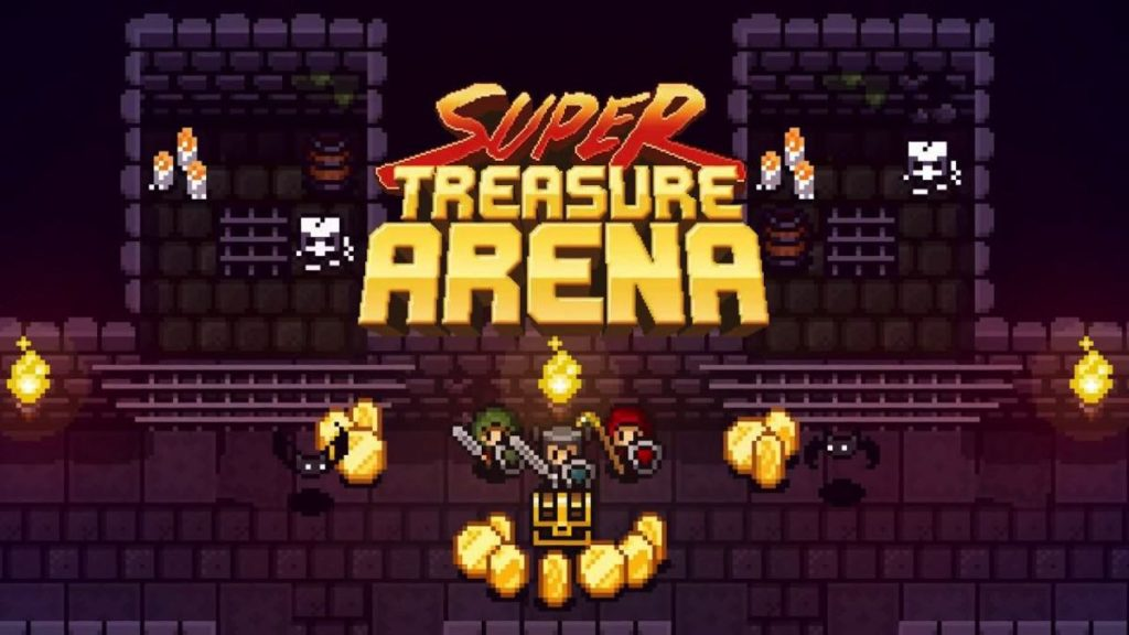 super-treasure-arena