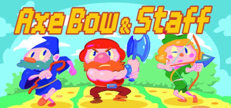[TEST] Axe, Bow & Staff – la version pour Steam